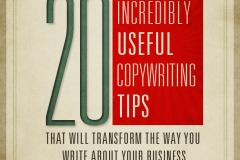Writing for the Web: A Copywriters Cheatsheet Cover Image from Copywrite Matters | Interview on Jen Clark Design