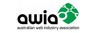 Australian Web Industry Association Logo - Jen Clark Design Studio is a Member