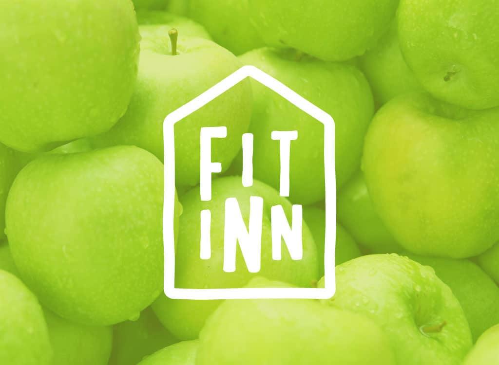Fit Inn Brand Identity Logo Branding Melbourne