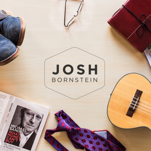 Lawyer Brand Identity and Logo Design for Josh Bornstein