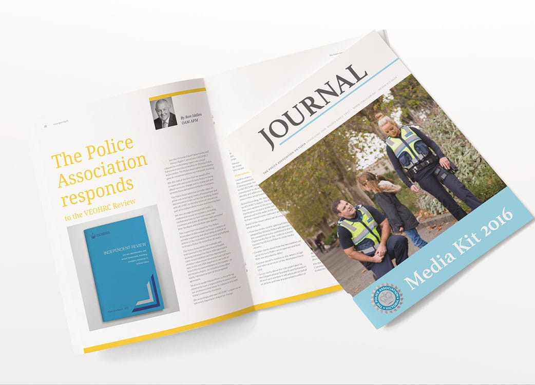 Police Journal Design