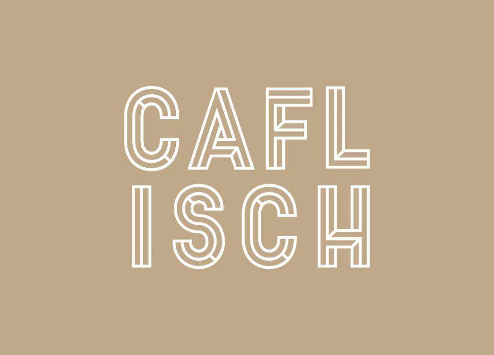 Logo Design for Caflisch Architects