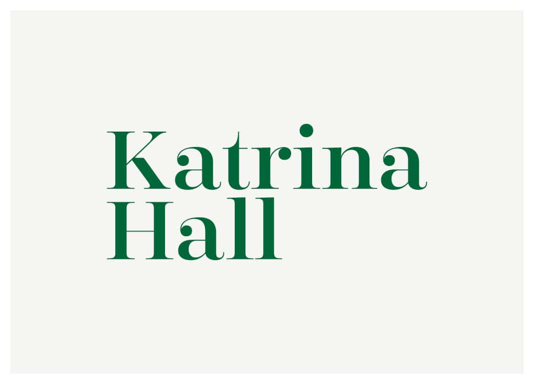 Personal Branding for Katrina Hall