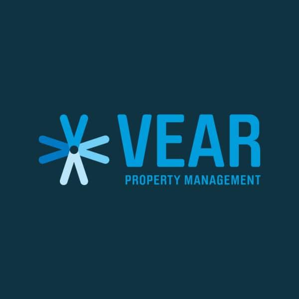 Logo Design for Vear Property Management Firm