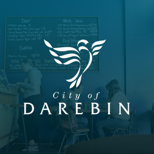 Print design work for City of Darebin Council