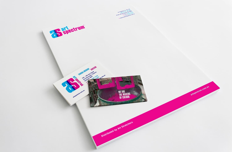 Art Spectrum Print Design Melbourne