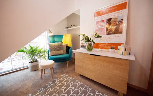 Small home office design and renovation Melbourne