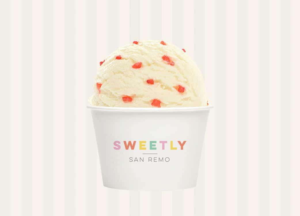Sweetly Brand Identity Logo Branding Melbourne