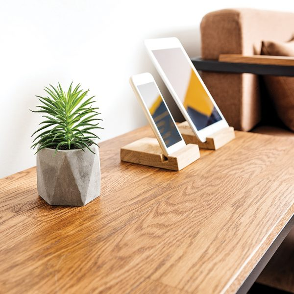 Graphic Design Office Space showing Tablets on the desk