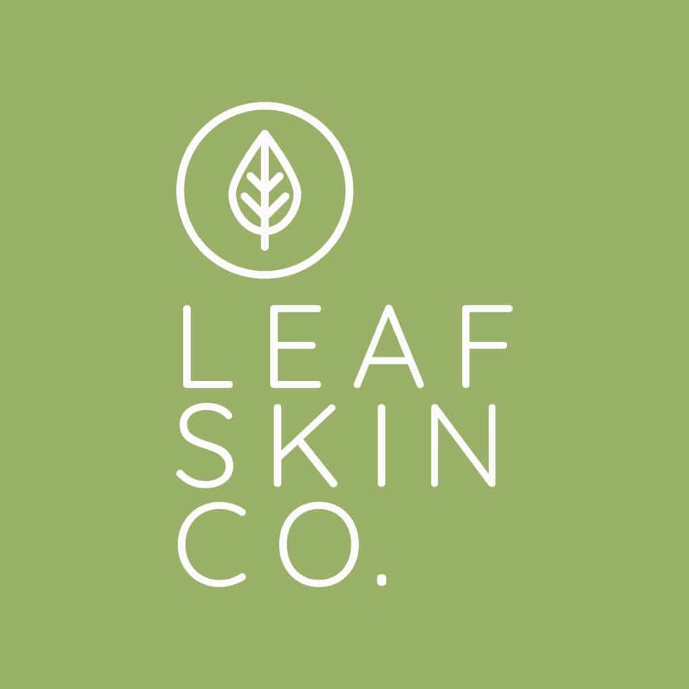 Leaf Skin Co Branding