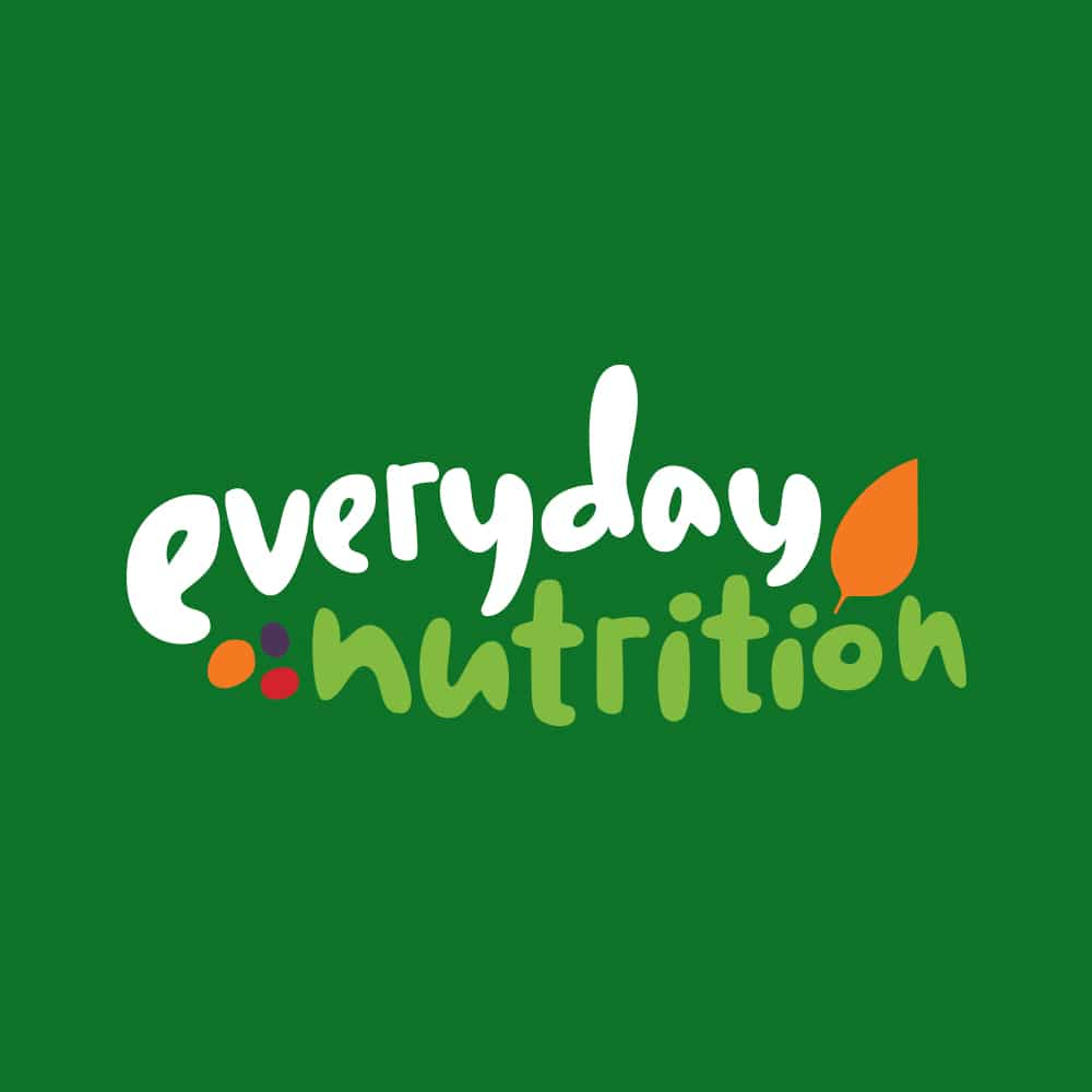 Everyday Nutrition Branding Preston