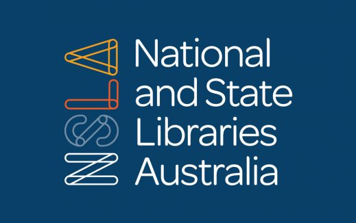 National and State Libraries Australia Brand Identity Design Melbourne