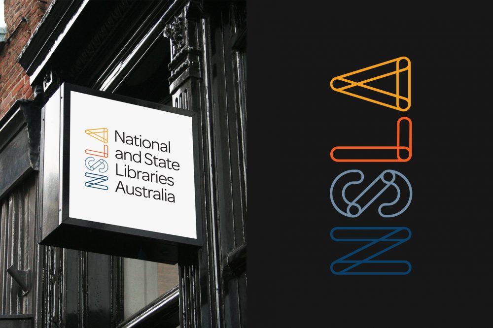 NSLA Branding Graphic Design