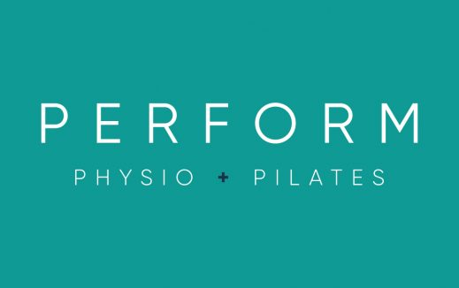 Perform Physio Pilates Brand Design Preston