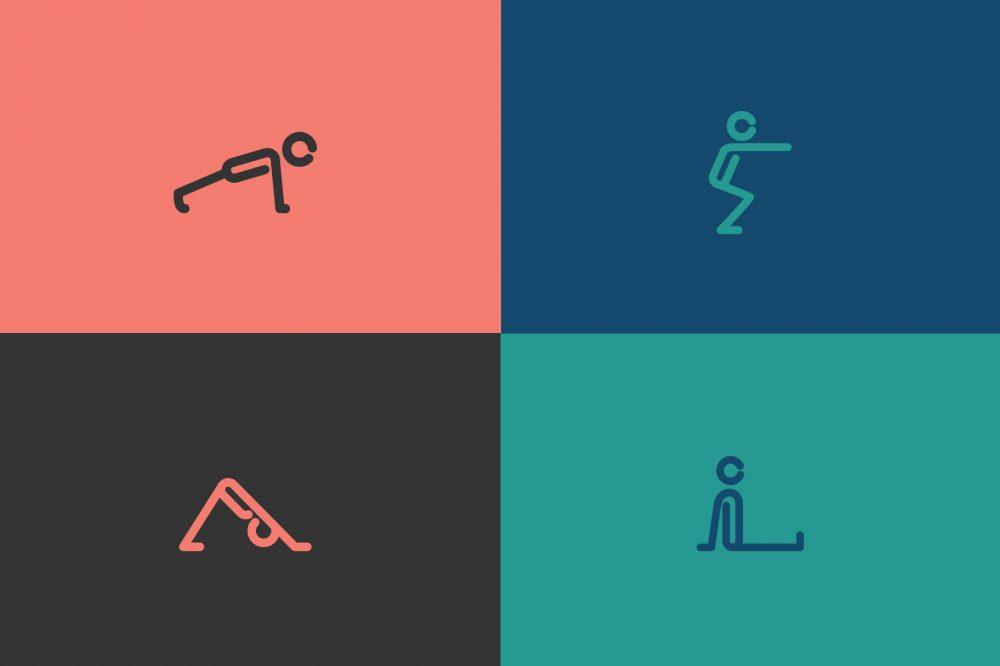 Perform Physio Pilates Branding Graphic Design