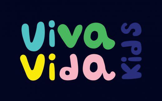 Viva Vida Kids Branding Design Melbourne