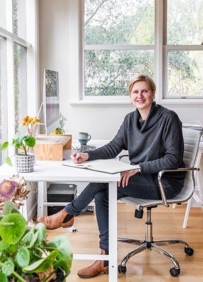 Jen Clark Designer Woodend Macedon Ranges